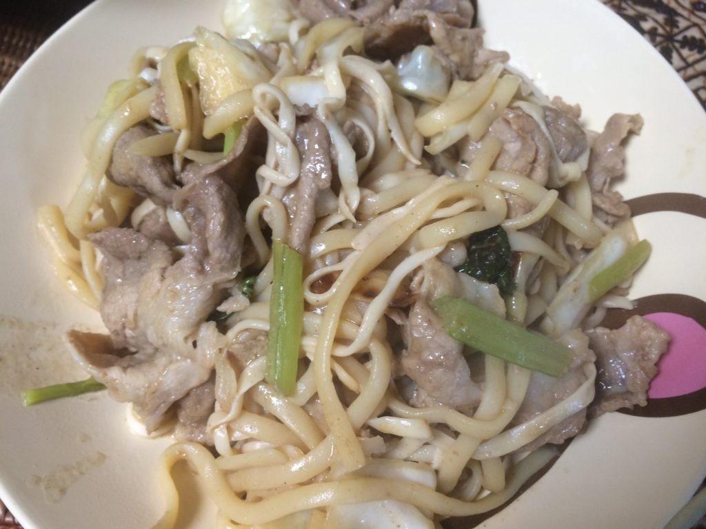 糖質制限ダイエット コンニャク麺でアジアンダイエット