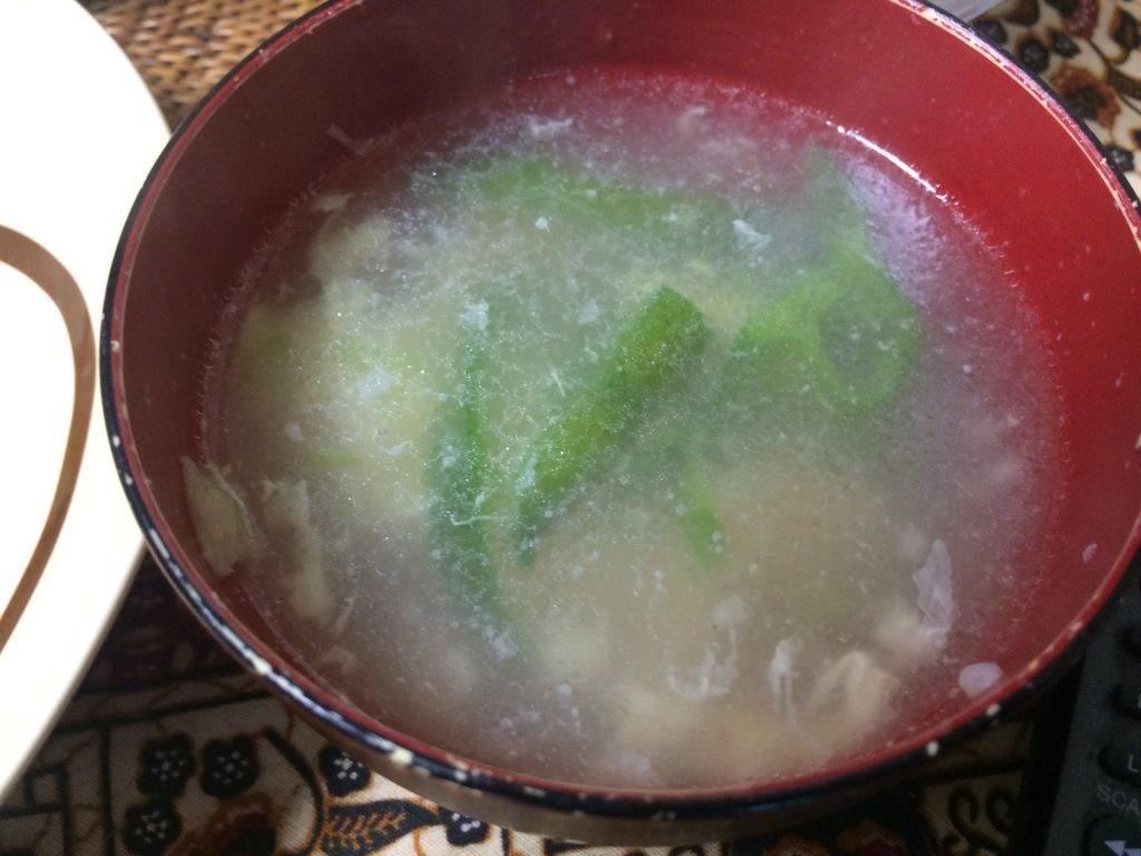糖質制限やってみた 中華スープダイエット