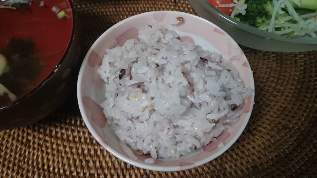 お米食べちゃう糖質制限 白滝ご飯