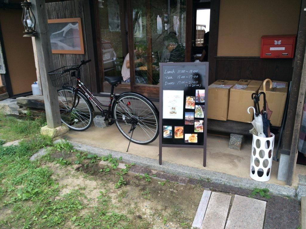 糸島 タイ料理 ドゥワンチャン 入り口