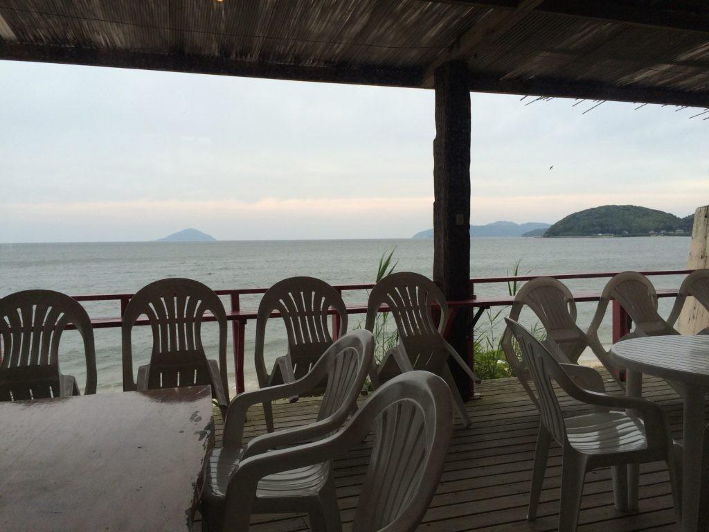 糸島のタイ料理 ドゥワンチャン オーシャンビュー