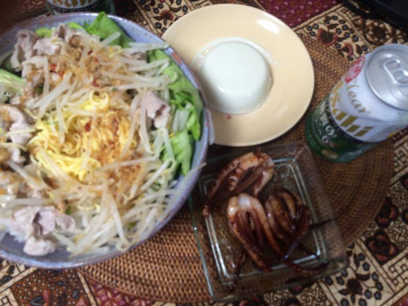 糖質0g麺 低糖質ダイエットやってみた 冷やし中華