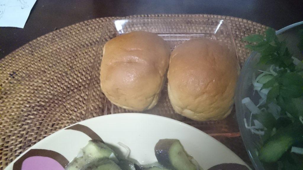糖質制限でもパンを食べる ローソンブランパン