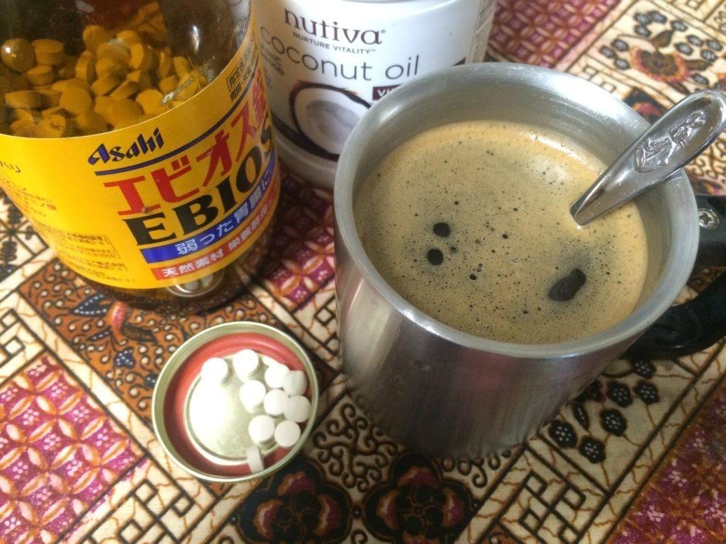 コーヒーエビオス