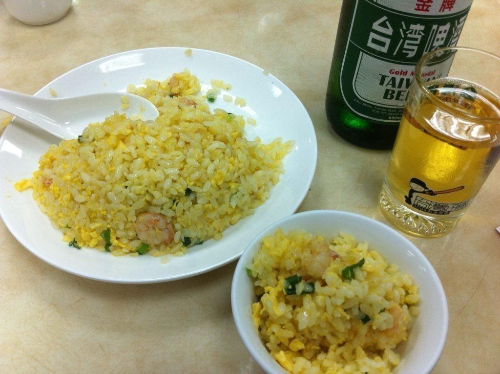 筋トレダイエット 台湾 チャーハン