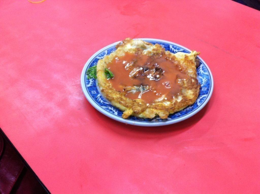 筋トレダイエット 作戦 牡蠣オムレツ