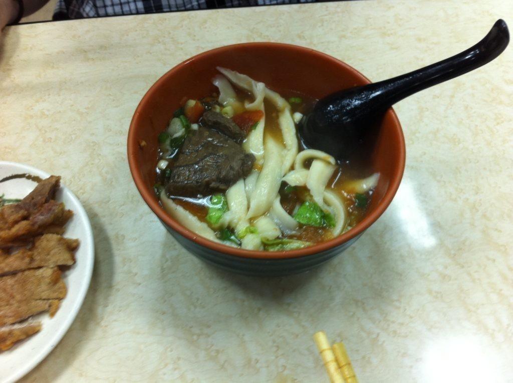 トマト牛肉麺 ダイエット作戦 筋トレ