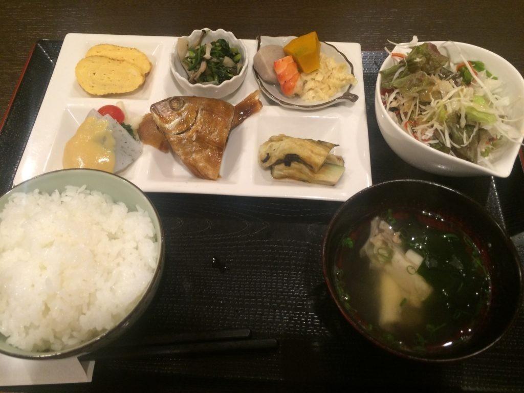 和食 ダイエット 太る