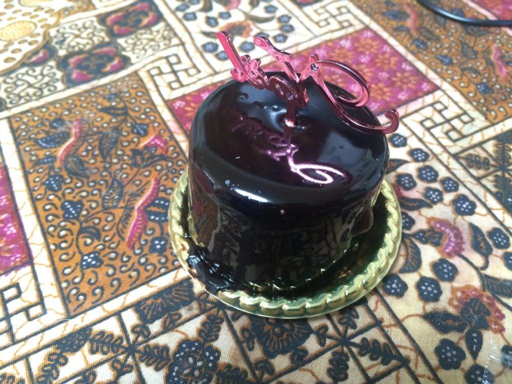 普通のケーキ おいしい