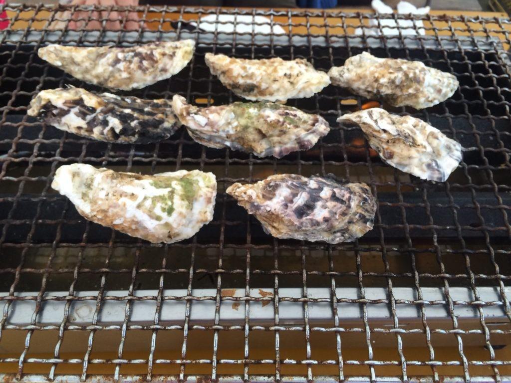 牡蠣小屋 値段