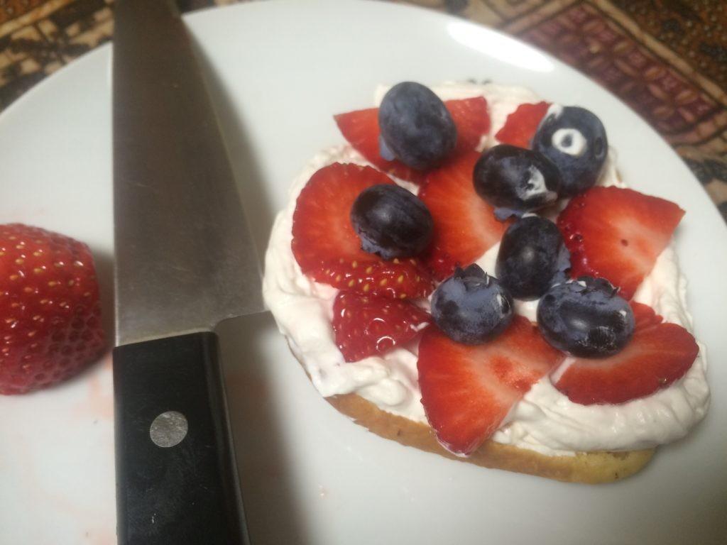 糖質制限ケーキ