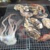 糸島の牡蠣小屋に行ってきた  糖質制限ダイエット22日目