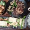 高野豆腐でサンドイッチ おからハンバーグ 糖質制限ダイエット25日目