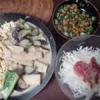 米なんて要らない!豆腐ライスでグリーンカレー  糖質制限ダイエットやってみた20日