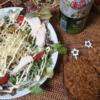 10日目タコライス プカプカキッチンで感動とろふわオムライス ご飯ダイエットやっ